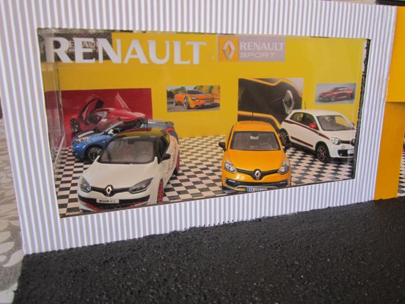 Afficher le sujet dioramas garage for Garage renault berre l etang