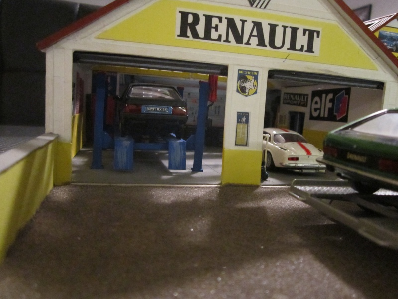 Afficher le sujet dioramas garage for Garage sin le noble