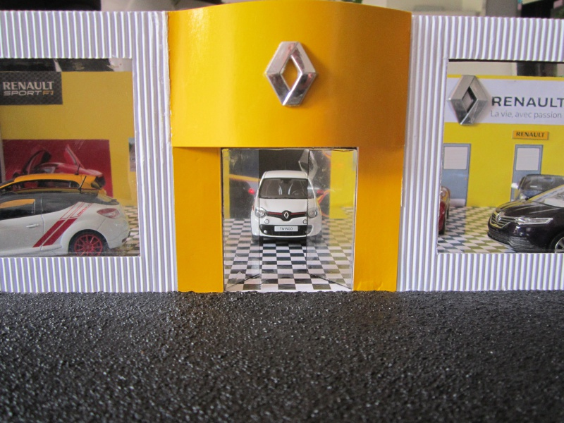 Afficher le sujet dioramas garage for Garage renault avesnes le comte