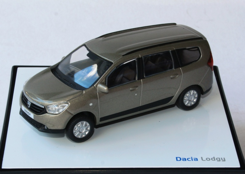 miniatures dacia lodgy