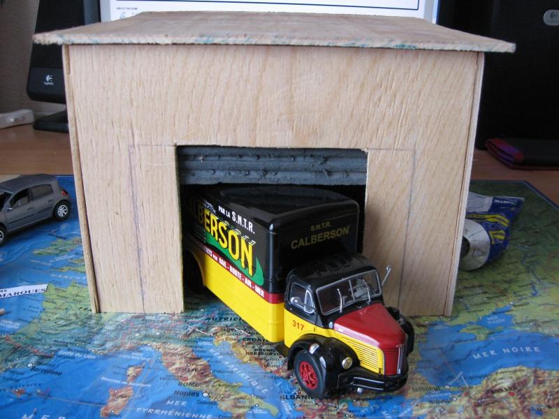 Afficher le sujet diorama garage - Garage de l abbaye renault ...