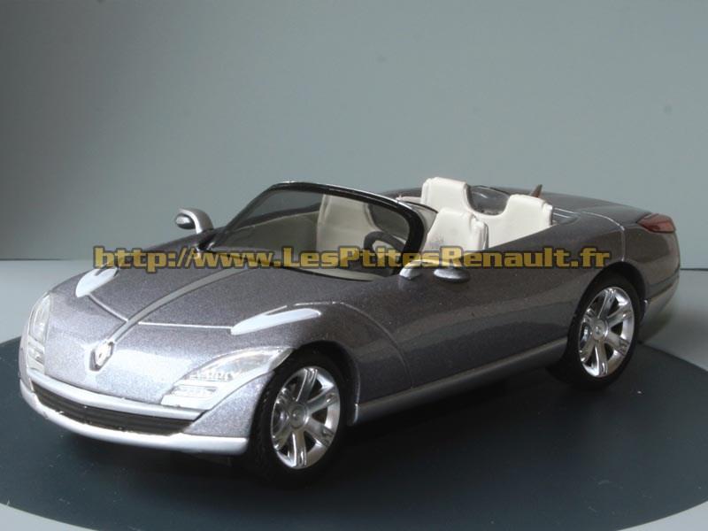 Lesptitesrenault Afficher Le Sujet Renault Nepta Concept 2006