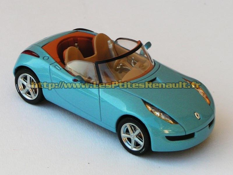 Lesptitesrenault Afficher Le Sujet Renault Wind Concept 2004