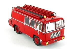 1//43 IXO Renault GBH 280 TLF pompiers fuego 4